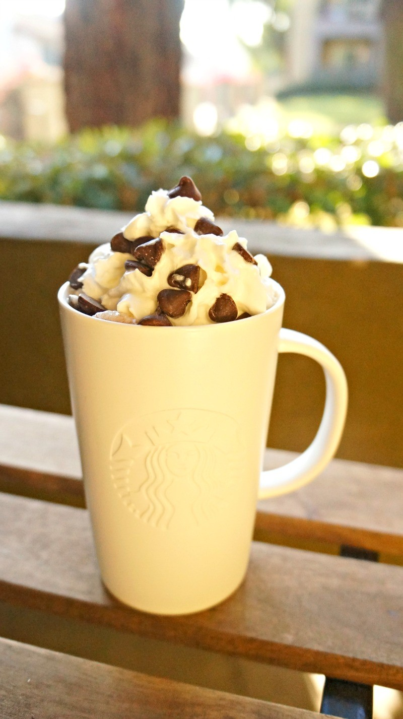 Starbucks Salted Caramel Hot Cocoa - so delicious!