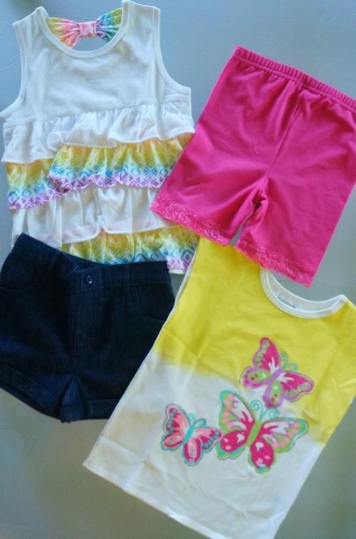 Garanimals spring clothing for girls