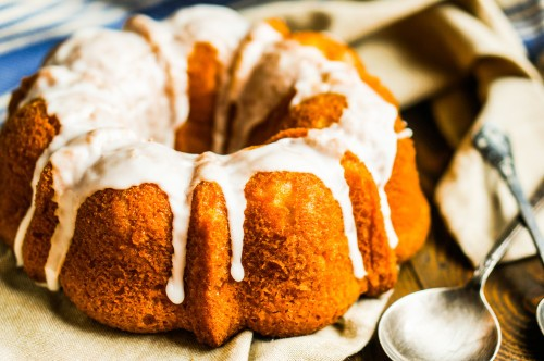Lemon Lime Pound Cake, Sweet T Makes Three