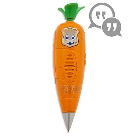 Zootopia carrot recorder pen