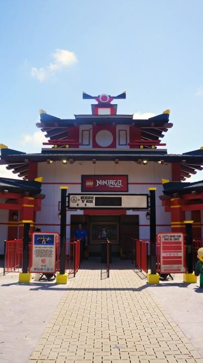 Legoland California Ninjago World