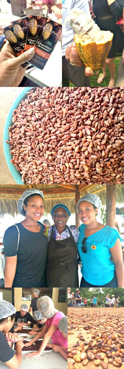 Chocal Womens Chocolate Cooperative- Visit Puerto Plata with Fathom Travel and Learn The Process of Making Chocolate In the Dominican Republic