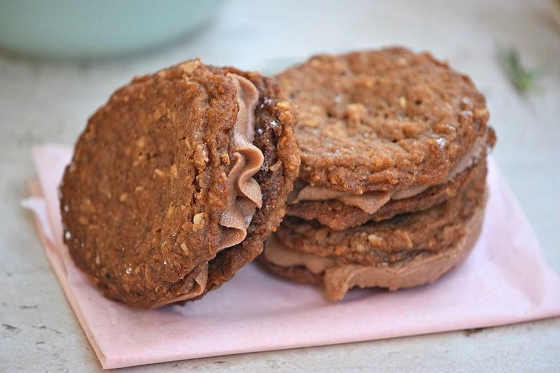 hazelnut cookies chocolate hazelnut cookies hazelnut espresso cookies ...