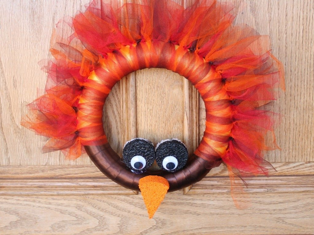 20 of the best thanksgiving turkey crafts for kids to make for Easy diy thanksgiving crafts
