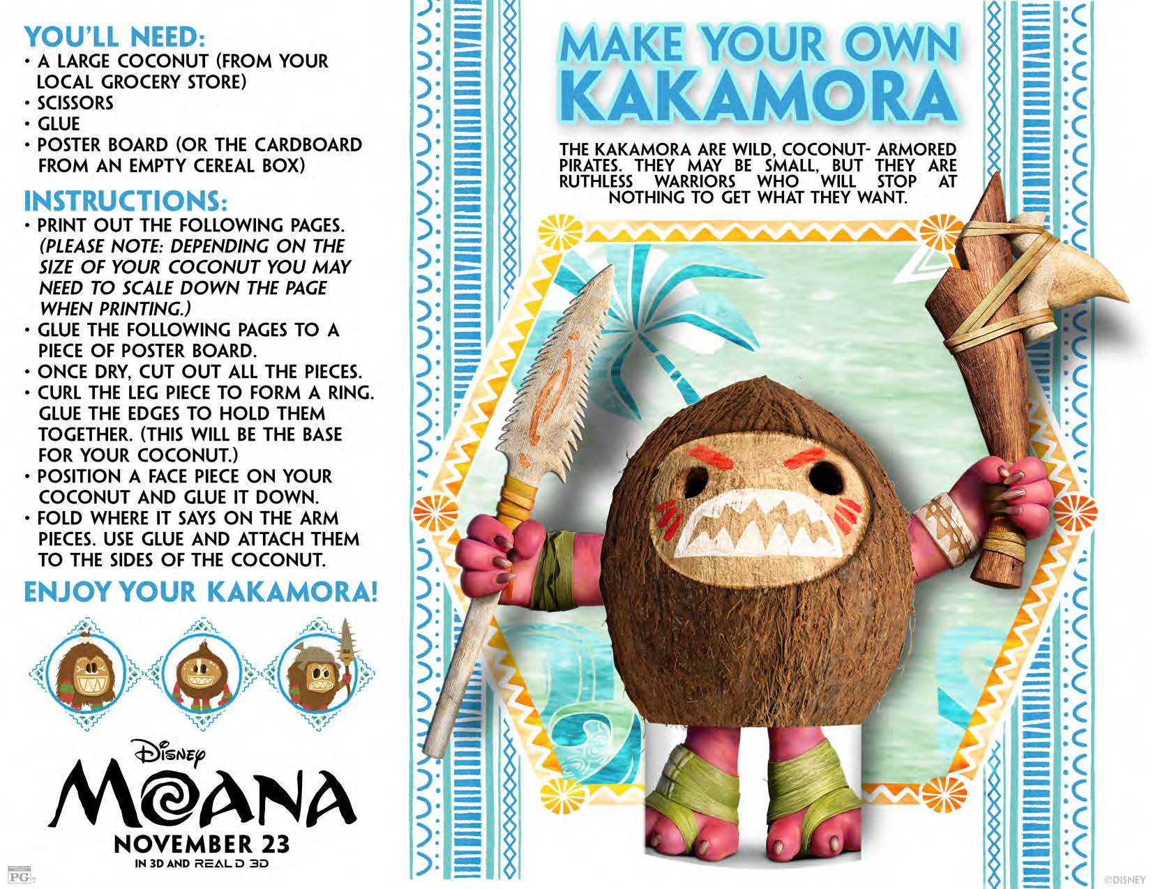 Disney 39 s Moana Coloring Pages and