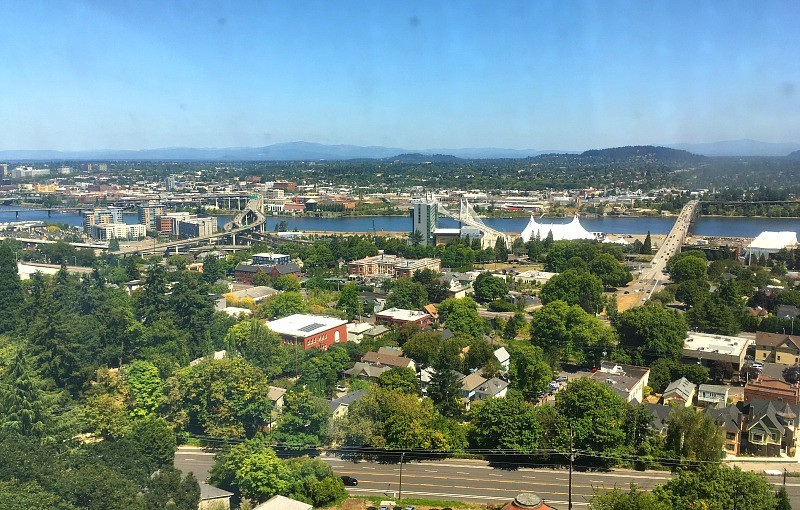 fun-things-to-do-with-kids-in-portland-oregon-view-of-the-city-south-waterfront-district-from-the-aerial-tram