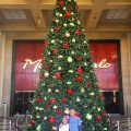 kids-in-front-of-the-monte-carlo-las-vegas-christmas-tree