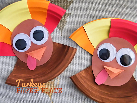20 Of The Best Thanksgiving Turkey Crafts For Kids To Make So Fun