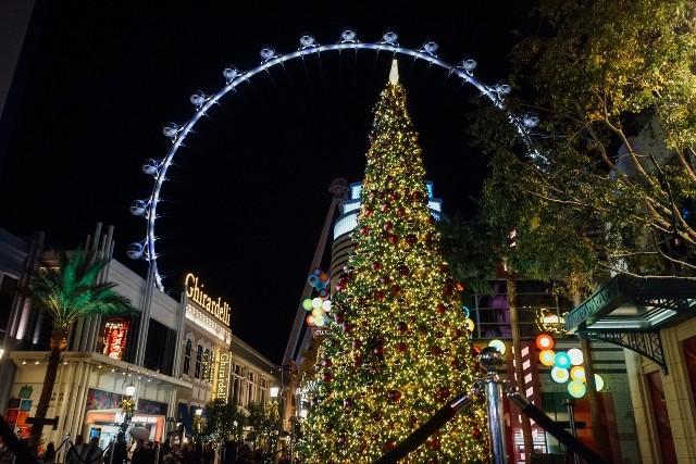 Christmas Tree Light Wheel