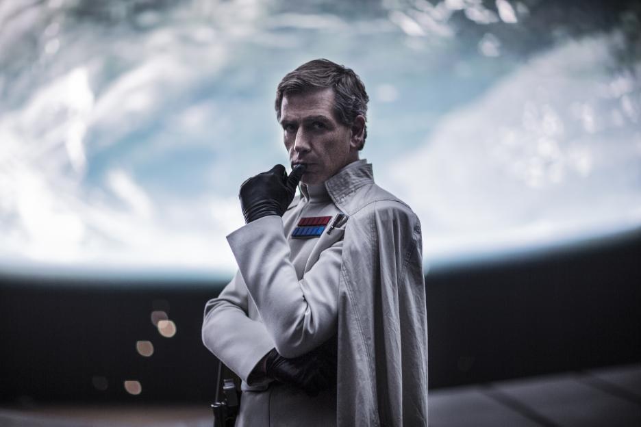 Rogue One Ben Mendelsohn plays Director Orson Krennic