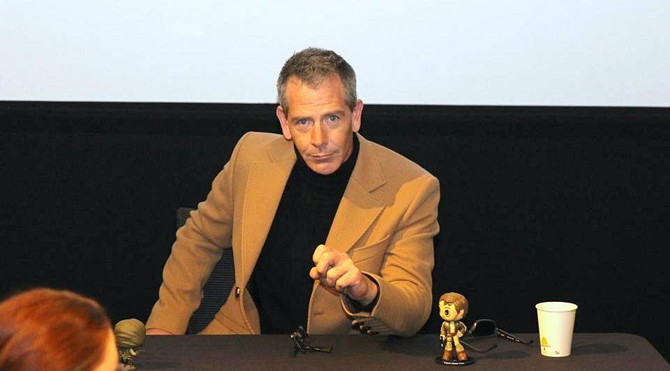 Rogue One Ben Mendelsohn at the Rogue One Star Wars press day, Lucasfilm HQ