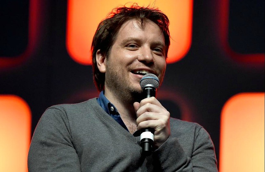 Rogue One Star Wars Director Gareth Edwards