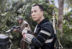 Rogue One movie Donnie Yen's Star Wars character Chirrut Imwe