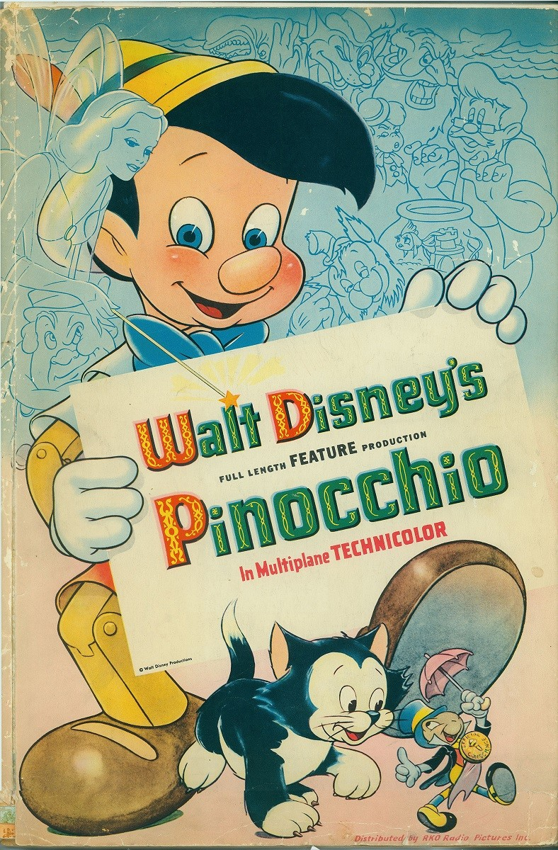 Disney's PINOCCHIO on Digital HD and Blu-ray, photo: Tony Anselmo ©Disney