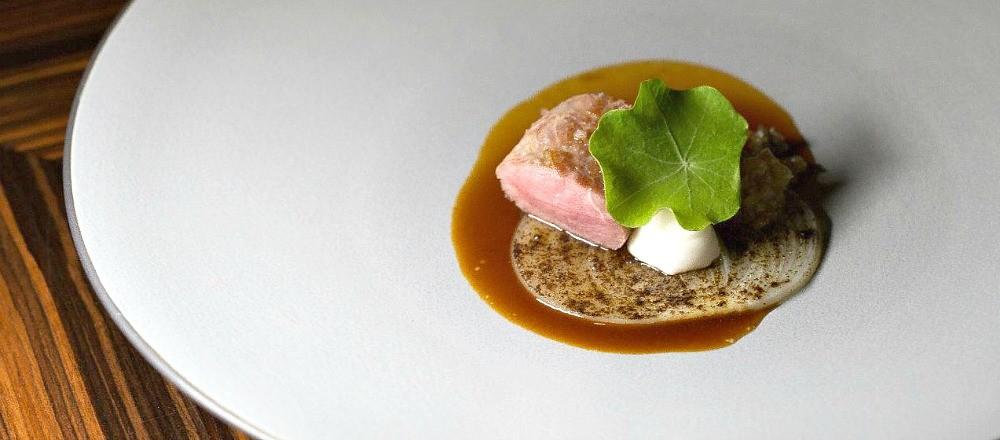 Grand Velas Los Cabos resort, lamb from Cocina de Autor, The best dining in Los Cabos