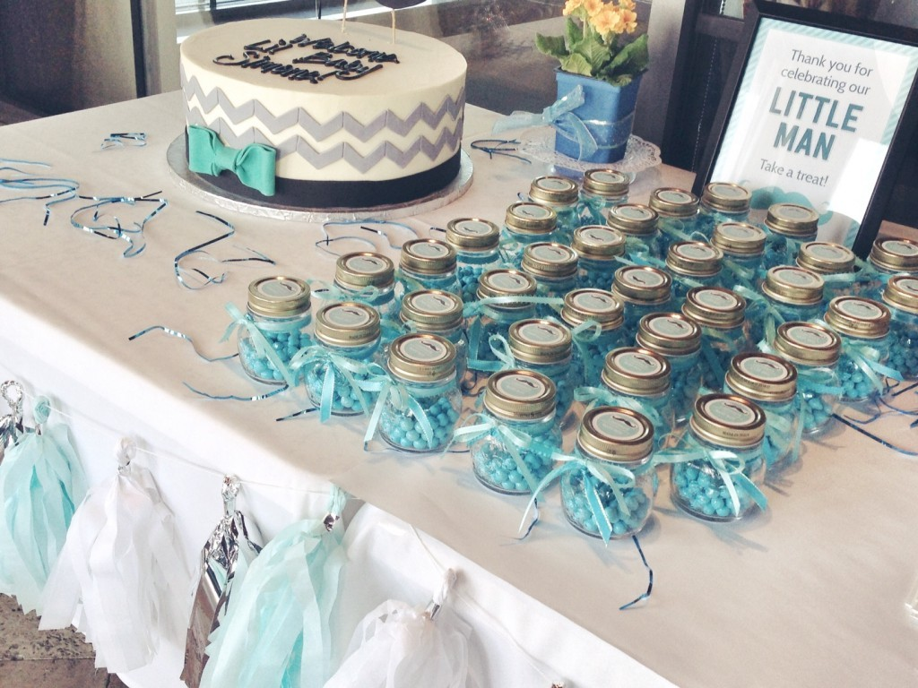 Little Man Mustache Baby Shower Theme A Life Without Pink Honey