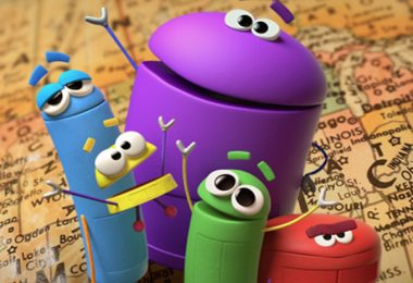 Netflix Original Ask The StoryBots show for kids