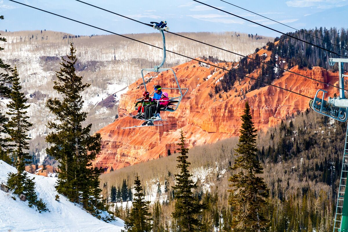 5 Fun Things To Do In Cedar City, Utah For The Whole Family - photo: Brian Head Resort - PC Mike Saemisch