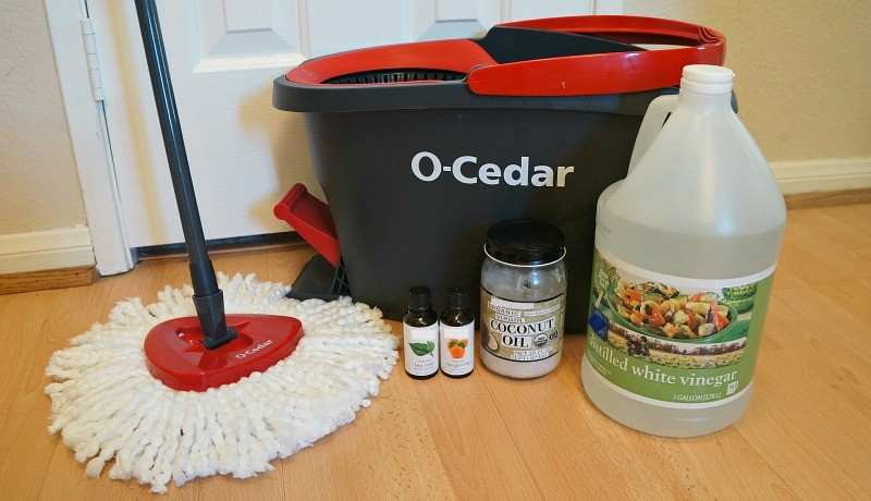 Diy Orange Natural Wood Floor Cleaner The Best Way To Mop Period