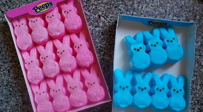 PEEPS® marshmallow Easter bunnies