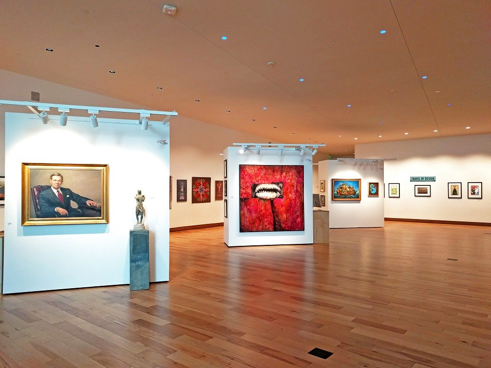 Southern Utah Museum of Art - PC Cedar City • Brian Head Tourism
