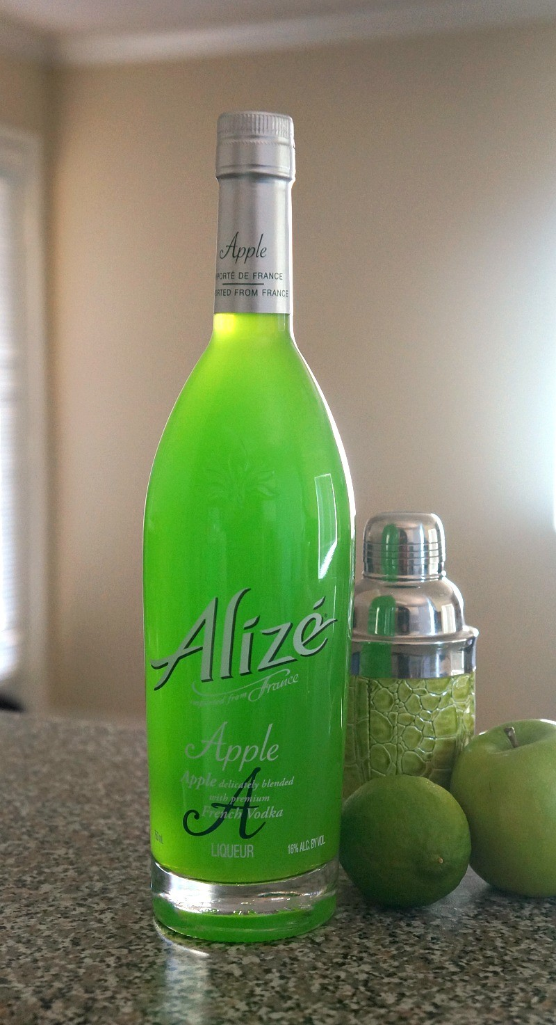 Alize Apple French Vodka