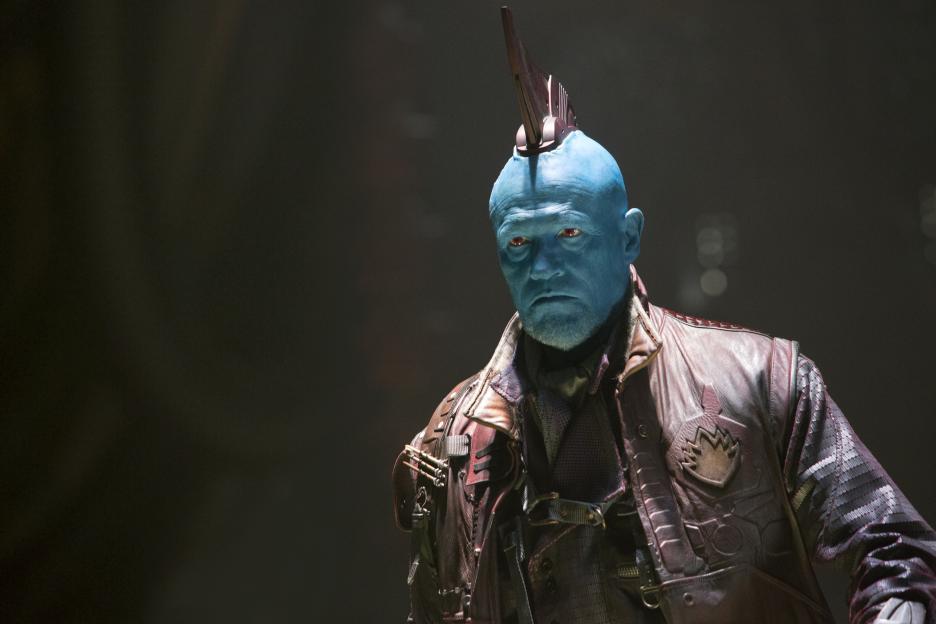 Guardians Ravagers Yondu and Kraglin - Michael Rooker ...