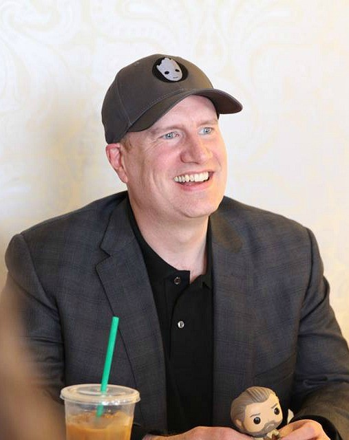 Guardians of the Galaxy Vol. 2 producer and President of Marvel Studios Kevin Feige