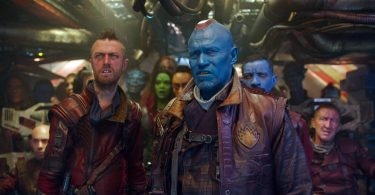 Guardians of the Galaxy movie, Yondu and Kraglin