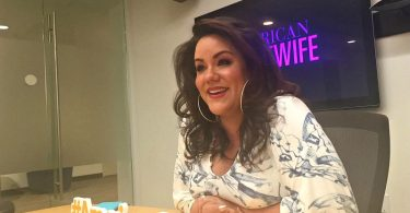 Katy Mixon for ABCs American Housewife QandA day in Los Angeles, CA, April 2017