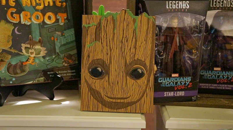Marvel Guardians of the Galaxy 2 Baby Groot Journal Notebook