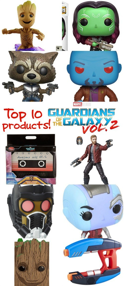 Toys And Love : Marvel guardians of the galaxy merchandise and toys