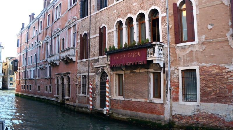 Ca Gottardi Hotel, best boutique hotels in Venice Italy