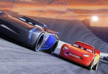 Disney Cars 3 movie, in theaters June 16, 2017