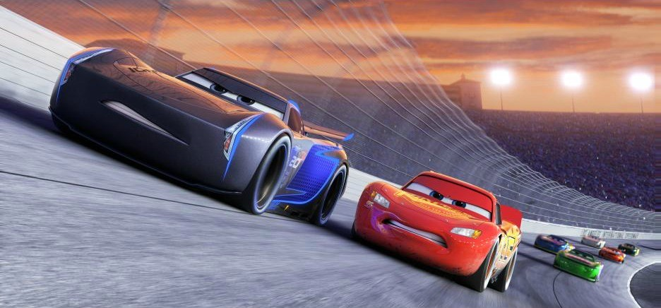 Disney Cars 3 Movie In Theaters June 16 2017 Character Coloring Pages