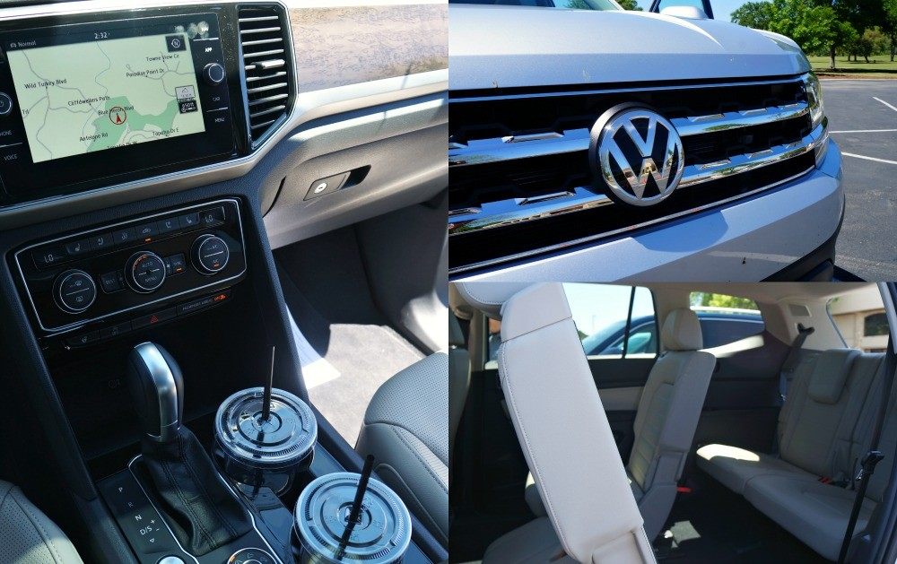 Vw Atlas Interior >> 2018 VW Atlas Review: An Affordable Family SUV Packed With ...