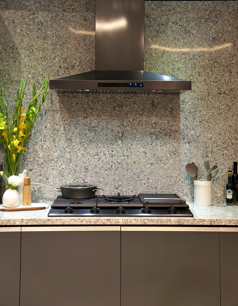 Samsung Chef Collection Cooktop and Range Hood