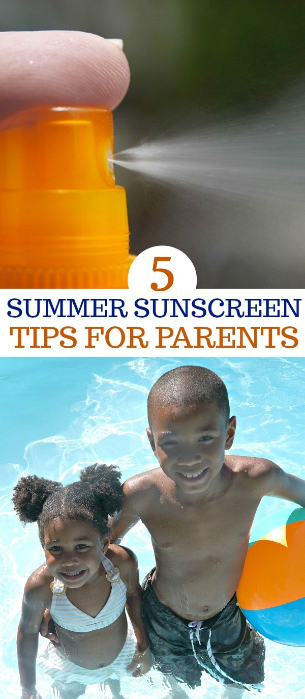Should I Use Sunscreen 5 Sunscreen Tips For Parents and Sunburn Facts
