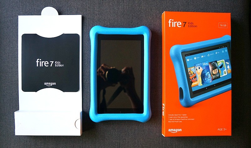 Best tablets for kids, Amazon Fire 7 Kids Edition is a great kids tablet with parental controls