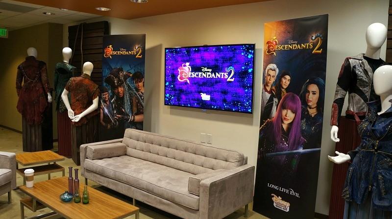 Disney's Descendants 2 movie press day, March 2017 in Los Angeles, CA