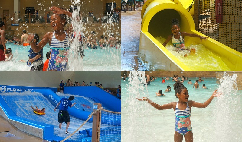 kids play at great wolf lodge indoor water park in garden grove california - Water Parks In Garden Grove