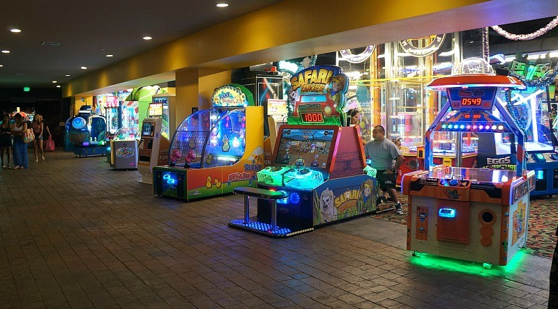 Northern Lights Arcade at Great Wolf Lodge Garden Grove, CA