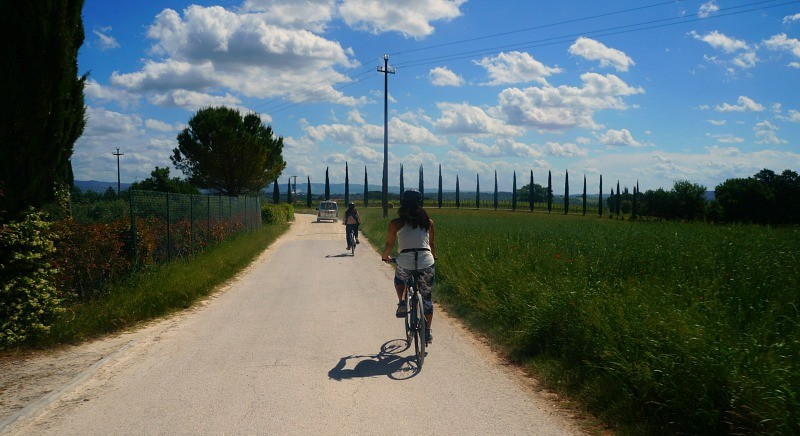Tuscany bike tours with Bike Florence and Tuscany