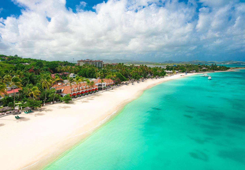 12 Photos Of Antigua Beaches In The Caribbean, Your Next