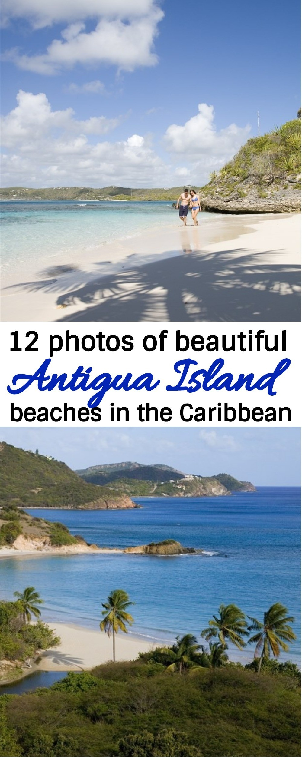 These 12 Photos of Antigua Beaches In The Caribbean Will Have You Dreaming Of An Island Vacation