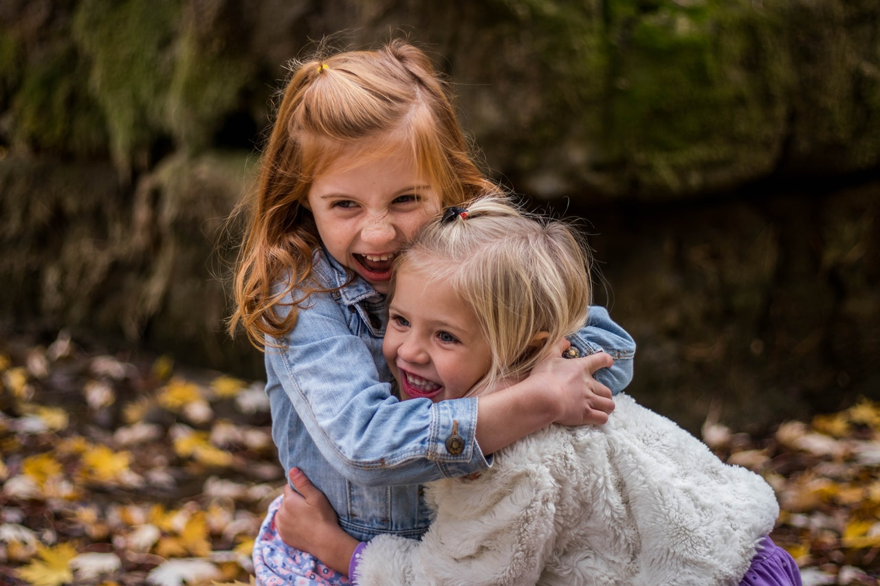 girls kids play