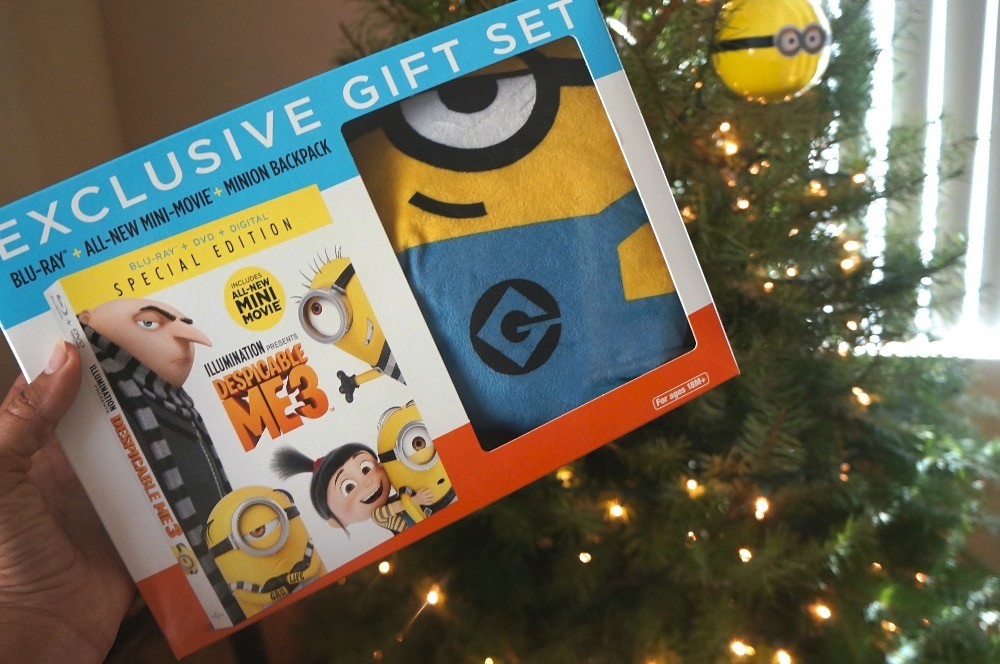 Despicable Me 3 Exclusive Gift Set is available now