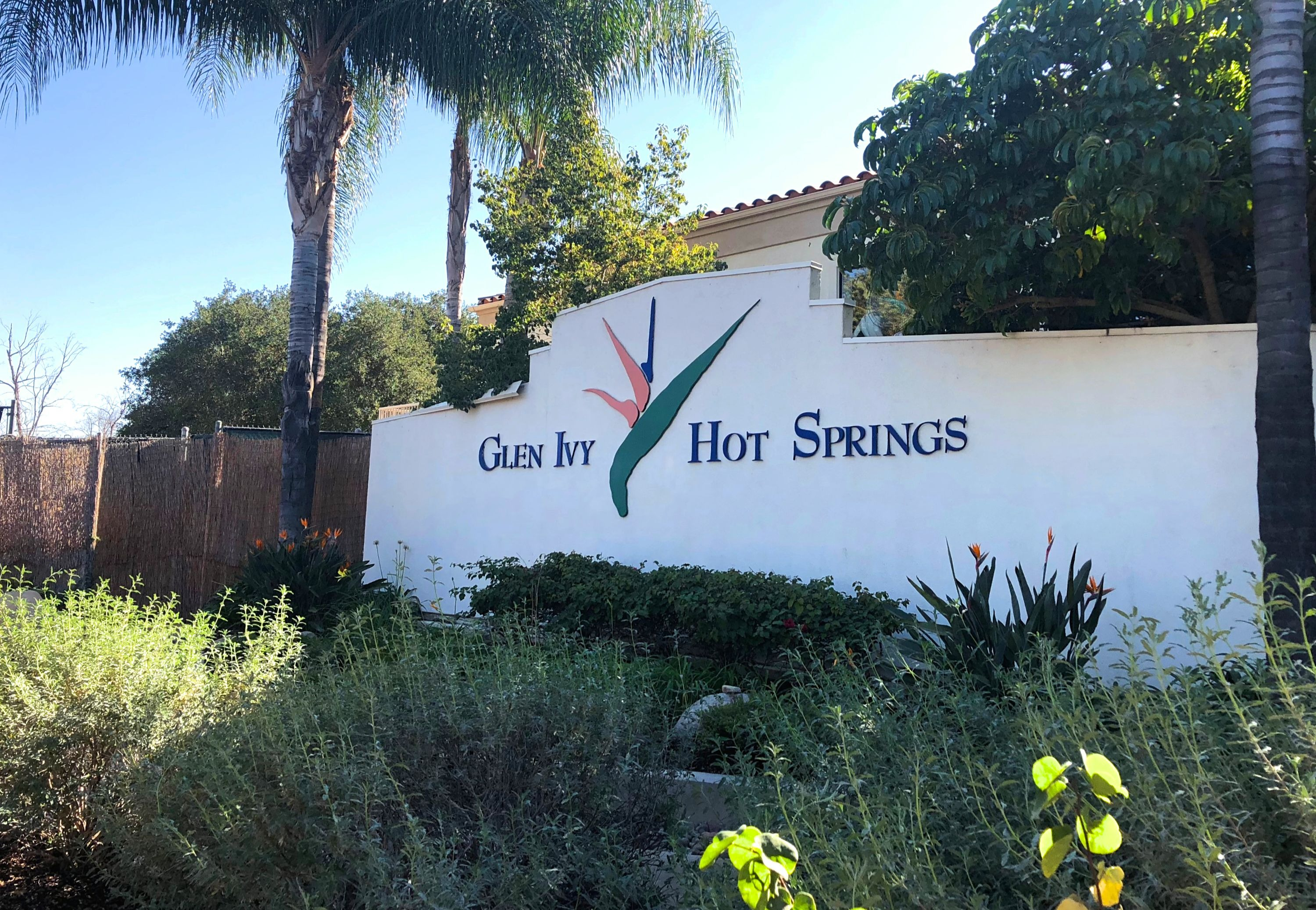 Glen Ivy Hot Springs Spa in Corona CA