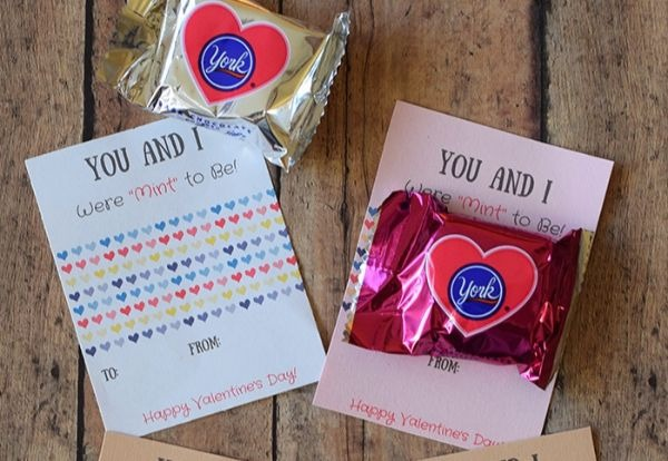 You and I Were Mint To Be Valentine - Adventures of Mel