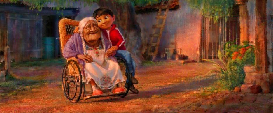 Disney Pixar Coco movie concept art
